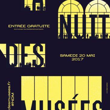 La Nuit européenne des Musées 2017 illustrée par l'Institut René Goscinny
