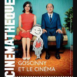 Goscinny et le cinéma à la Cinémathèque française : vidéo de présentation