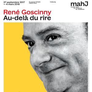 """Exposition """"René Goscinny au-delà du rire"""" au Musée d'Art et d'Histoire du Judaïsme : la vidéo"""
