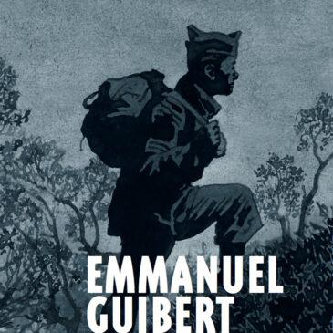 Une exposition Emmanuel Guibert (lauréat du prix René Goscinny) au Festival de la BD d'Angoulême 2018