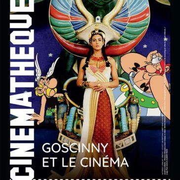 """Photos de l'exposition """"Goscinny et le Cinéma"""" à la Cinémathèque française"""